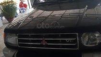 Cần bán gấp Mitsubishi Pajero 3.0 sản xuất năm 2004, màu đen, xe nhập, giá tốt
