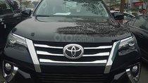 Cần bán Toyota Fortuner 2.8V 4x4 AT năm sản xuất 2018, màu đen, nhập khẩu nguyên chiếc
