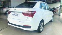 Bán xe Hyundai Grand i10 sản xuất năm 2019, màu trắng