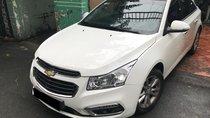 Bán Chevrolet Cruze LT 2016, đăng ký 2017 màu trắng, cực kỳ đẹp