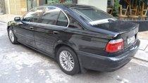 Bán xe BMW 525i, nhập khẩu nguyên chiếc từ Đức, màu đen, số tự động, đời 2004, máy còn nguyên bản