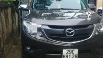 Bán xe Mazda BT 50 2.2 AT đời 2016, màu nâu, xe nhập