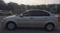 Cần bán xe Hyundai Accent đời 2009, màu bạc, nhập khẩu Hàn Quốc