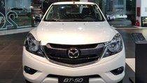 Bán Mazda BT 50 năm sản xuất 2019, màu trắng, xe nhập