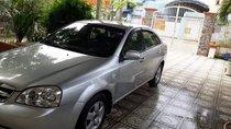 Cần bán lại xe Daewoo Lacetti sản xuất 2008, màu bạc, 180 triệu