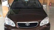 Bán Toyota Corolla altis MT sản xuất 2003, xe gia đình, giá cạnh tranh