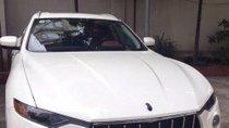Bán Maserati Levante 3.0 AT năm 2016, màu trắng, nhập khẩu nguyên chiếc số tự động