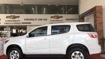 Cần bán xe Chevrolet Trailblazer 2.5MT đời 2019, màu trắng, xe nhập, giá tốt
