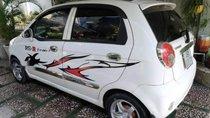 Cần bán Chevrolet Spark sản xuất 2009, màu trắng, xe nhập
