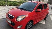 Cần bán lại xe Kia Morning SLX năm sản xuất 2010, màu đỏ, nhập khẩu Hàn Quốc xe gia đình