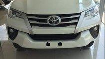 Bán Toyota Fortuner 2.4 năm 2018, màu trắng, xe nhập