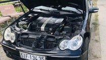 Bán xe Mercedes C240 Avantgarde 2004, màu đen