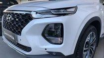 Bán Hyundai Santa Fe đời 2019, màu trắng, xe nhập, giá 995tr