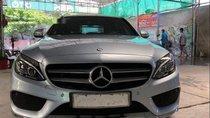Bán xe Mercedes C300 AMG sản xuất năm 2016, màu bạc