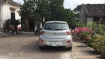 Bán xe Hyundai Grand i10 sản xuất 2016, màu bạc, nhập khẩu nguyên chiếc, giá 330tr