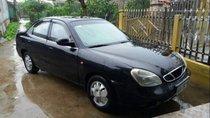 Cần bán lại xe Daewoo Nubira năm sản xuất 2003, màu đen