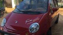 Bán ô tô Daewoo Matiz năm 2004, màu đỏ chính chủ giá cạnh tranh