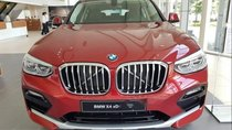 Bán BMW X4 xDrive 20i năm sản xuất 2019, màu đỏ, nhập khẩu