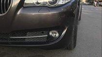 Cần bán xe BMW 5 Series 520i sản xuất 2013, màu xám, nhập khẩu nguyên chiếc như mới