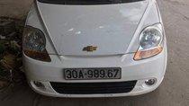 Bán ô tô Chevrolet Spark năm sản xuất 2009, màu trắng ít sử dụng