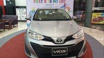 Cần bán xe Toyota Vios đời 2019, màu bạc