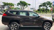 Bán Mitsubishi Pajero Sport đời 2019, màu nâu, nhập khẩu nguyên chiếc