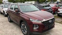 Cần bán Hyundai Santa Fe sản xuất năm 2019, màu đỏ