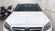 Bán Mercedes C200 đời 2017, màu trắng, xe còn mới