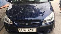 Bán gấp Hyundai Getz 1.4AT 2006, màu xanh lam, nhập khẩu
