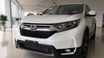 Cần bán Honda CR V năm sản xuất 2019, màu trắng, xe nhập