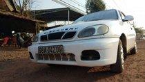 Cần bán lại xe Daewoo Lanos sản xuất 2003, màu trắng, giá tốt