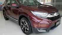 Bán Honda CR V đời 2019, màu đỏ, xe nhập