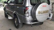 Cần bán gấp Isuzu Hi lander đời 2005, màu bạc xe gia đình, 200 triệu
