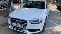 Bán Audi A4 sản xuất năm 2013, màu trắng, xe nhập
