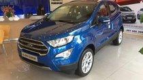 Cần bán Ford EcoSport sản xuất năm 2019, màu xanh lam, giá cạnh tranh