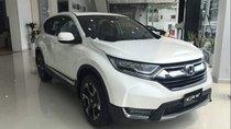 Bán xe Honda CR V năm sản xuất 2019, màu trắng, nhập khẩu Thái