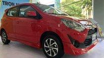 Cần bán Toyota Wigo đời 2019, màu đỏ, xe nhập, giá 345tr