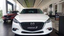 Bán xe Mazda 3 đời 2019, màu trắng, giá chỉ 634 triệu