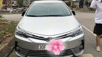 Bán Toyota Corolla Altis năm 2018, màu bạc xe gia đình, 731 triệu