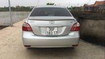 Bán Toyota Vios năm sản xuất 2010, màu bạc, nhập khẩu xe gia đình