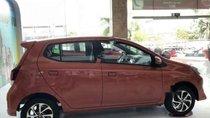Bán Toyota Wigo 1.2G MT năm 2019, màu đỏ, xe nhập