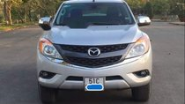 Cần bán lại xe Mazda BT 50 năm sản xuất 2013, màu bạc, nhập khẩu