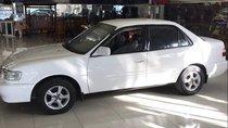 Bán xe Toyota Corolla MT đời 2001, màu trắng, 130tr