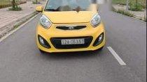 Bán xe Kia Morning MT 2013, màu vàng
