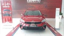 Cần bán Kia Cerato 2019, màu đỏ, nhập khẩu