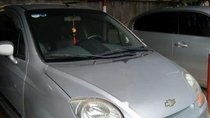Bán xe Chevrolet Spark sản xuất 2011, màu bạc còn mới