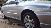 Bán xe Kia Spectra năm 2005, màu bạc, xe nhập, giá tốt