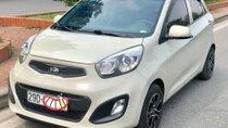 Cần bán xe Kia Morning AT 2014, màu kem (be) giá cạnh tranh