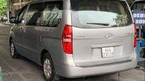 Bán Hyundai Grand Starex năm 2015, màu bạc, nhập khẩu, xe gia đình