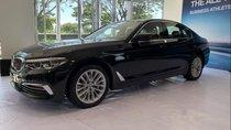 Bán BMW 520i năm 2019, màu đen, nhập khẩu
